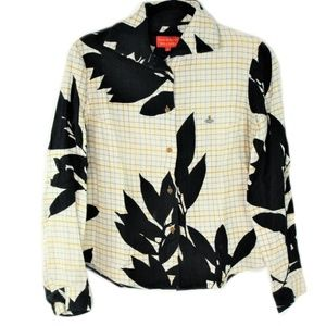 Vintage Vivienne Westwood Red Label Blouse Shirt